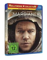 Der Marsianer - Rettet Mark Watney [Blu-ray](NEU/OVP) Ridley Scott / Matt Damon