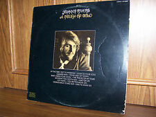 JOHNNY RIVERS A TOUCH OF GOLD ORIGINAL IMPERIAL LP #12427 VG/VG+