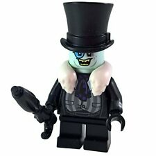 LEGO Batman Movie The Penguin White Fur Collar Minifigure from 70909