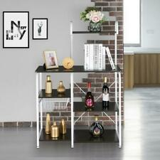 High Quality Kitchen Baker's Rack Microwave Oven Stand Storage Cart Workstation