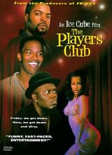 THE PLAYER'S CLUB (Ice Cube)   -  DVD - REGION 1 - Sealed