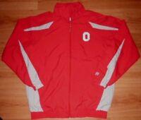 Ohio State Buckeyes Track Stadium Jacket Large Tall