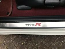 Honda Fn2 Civic Type R Door Sill Graphics (WORD) X2