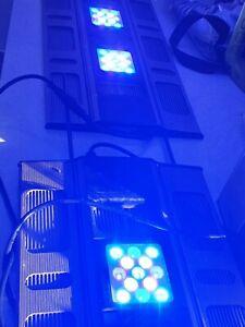 Maxspect led lighting marine fish tank light x 2