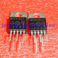 10 PCS BTS426L1 IC PWR SWITCH N-CHAN 1:1 TO220-5