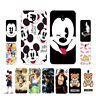 Soft TPU Silicone Case For Samsung Galaxy J7 2017 J330F Back Cover Skins Cartoon