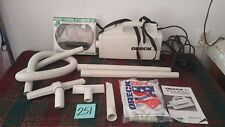 Genuine Oreck XL Compact Canister Vacuum BB-850-A Attachments Micro Kit Bags