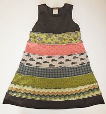 Matilda Jane Field Trip tiered Jumping Wendy tank dress Ziggy Sally London 10