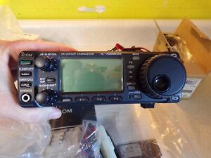 Icom IC-706MKII 100W HF All Mode Transceiver