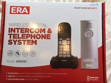 ERA Wireless Digital (DECT) Door Intercom & Telephone System