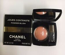 CHANEL CORAL POWDER BLUSH JOUES CONTRASTE BRAND NEW RARE