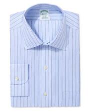 Camisas de vestir de hombre azules Brooks Brothers