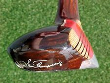 Lady Ginty by Stan Thompson Refinish Utility RH 7 Wood Golf Club w New Red Grip