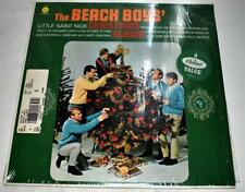 The Beach Boys Christmas Album 1978 RE Capitol SM 2164 Blue Label 33rpm LP VG++