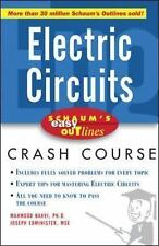 Schaum's Easy Outline Of Electric Circuits: By Mahmood Nahvi, Joseph Edminister