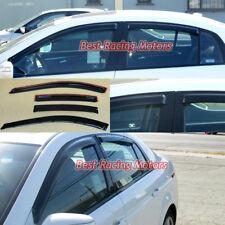 JDM Side Window Visors Fits 04-08 Acura TL