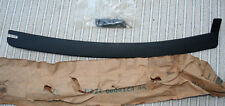 79-82 MUSTANG NOS LOWER LEFT HAND WINDSHIELD MOLDING TRIM W/ATTACHING PARTS