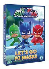 PJ Masks: Let's go PJ Masks [2017] (DVD)
