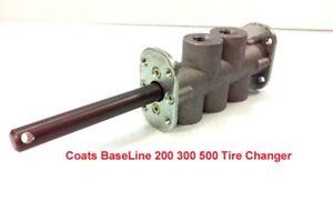 85508879 Coats BaseLine 200 300 500 Pedal valve clamp Tire Changer machie