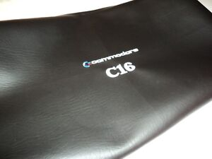 Commodore 16 Custom Made Dustcover - NEW!!!