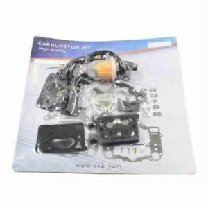 Carburetor Kit With Fuel Pump BF BG B43M B48M for Onan DD11 DD13 DD15