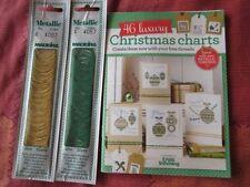 Madeira Christmas/Holidays Cross Stitch Charts