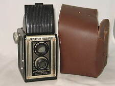 Spartus Full-Vue Twin Lens Camera with case