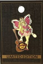 Hard Rock Cafe New York Diva Fairy Series Pin #4 2017 LE NEW Pin # 93881
