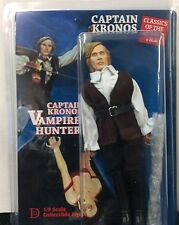 "Captain Kronos Vampire Hunter Distinctive Dummies 8"" Figure"