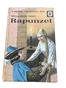 Ladybird Book Rapunzel Well Loved Tales Series 606D Eric Winter Vera Southgate