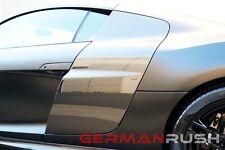 AUDI R8 CARBON FIBER SIDE BLADES V10 STYLE / Give your Audi R8 V8 the V10 look