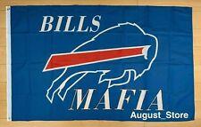 Buffalo Bills Mafia 3x5 ft Flag Banner NFL