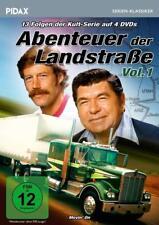 Abenteuer der Landstraße Vol. 1 * DVD 13 Folgen der Fernfahrer-Serie Pidax Neu