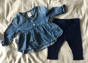 Carter's and Cat & Jack Outfit 6 Months