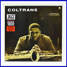 "John Coltrane ‎""Coltrane"" Deluxe Limited Edition Europe New LP WaxTime 771666"