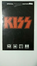 KISS SPECIAL WIZARD EDITION! MARVEL HIGH GRADE COMIC BOOK K11-49