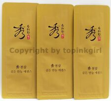 30pcs x Sooryehan Chunsam Golden Essence,New Anti Wrinkle Serum Whitening WHOO