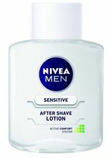 Nivea Men Sensitive After Shave Lotion - 100 ml -FREE SHIP