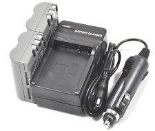 New 2 piece EN-EL3e Camera Batteries and Charger For D50 D70 D300 D300s D80 D90