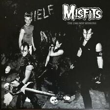MISFITS The 1980 MSP Sessions LP NEW VINYL  Samhain Danzig