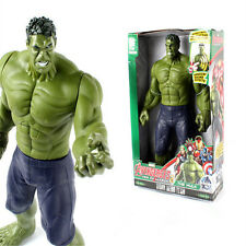 "Hot Action 30cm Anime Marvel Heros Figure The Avengers 2 Hulk PVC 12"" Collection"