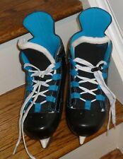 Bauer Prodigy Slide Tie Kids Hockey Ice Skates Size 12Y