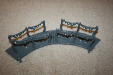 Vintage He-Man Snake Mountain Bridge Complete Both Sides - C1109