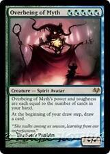 OVERBEING OF MYTH Eventide MTG Blue/Green Creature — Spirit Avatar RARE