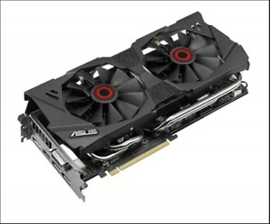 ASUS NVIDIA GeForce GTX 980 (4096 MB) (STRIX-GTX980-DC2OC-4 GD5) Graphics Card