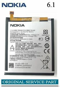 BATTERY NOKIA 6.1 HE345 ORIGINAL SERVICEPART
