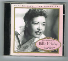 ♫ - BILLIE HOLIDAY - HER BEST RECORDINGS 1935-1942 - 22 TITRES - COMME NEUF - ♫