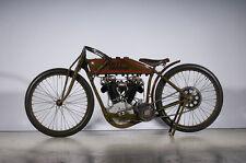 "1926 Harley-Davidson 14 x 11"" Photo Print"