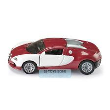 Siku Pretend Play Dicast Vehicles - Bugatti Eb 16.4 Veyron