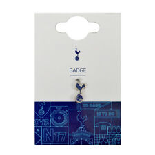 TOTTENHAM HOTSPUR FC CLUB ENAMEL CREST PIN BADGE FOOTBALL CLUB NEW GIFT XMAS